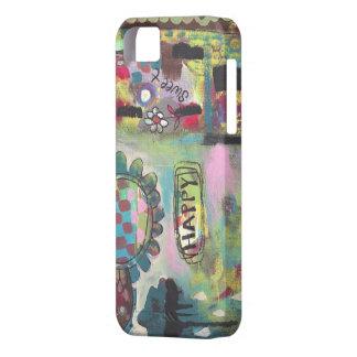 Núblese me caso feliz del iphone 5 de Barely There iPhone 5 Carcasa