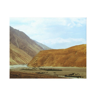 Nubra Valley, Ladakh Canvas Print