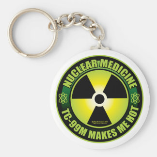 Nuc Med Tech Key Chains