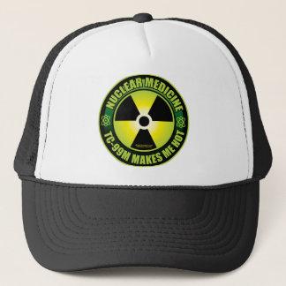 Nuc Med Tech Trucker Hat