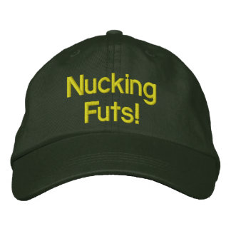 Nucking Futs Embroidered Hat