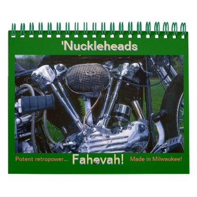 ¡'Nuckleheads, Fahevah! Calendarios De Pared