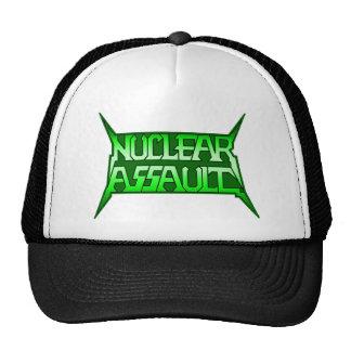 Nuclear Assault Trucker Hat