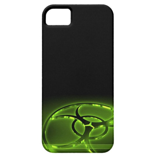 Nuclear Biohazard Abstract Iphone 4 Case