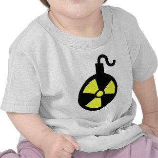 Nuclear Bomb Tshirts