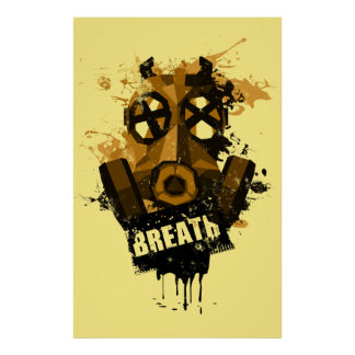 nuclear breath poster