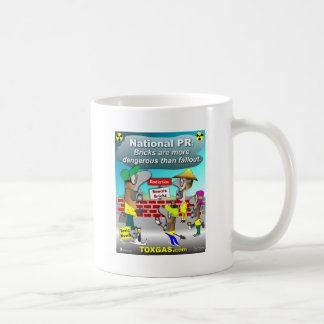 Nuclear Bricks Coffee Mug