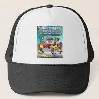 Nuclear Bricks Trucker Hat