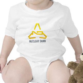 Nuclear Dawn - Logo Baby Bodysuit