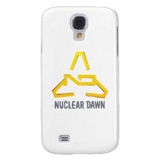 Nuclear Dawn - Logo Samsung Galaxy S4 Case