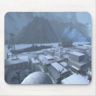 Nuclear Dawn - Silo Mousepad