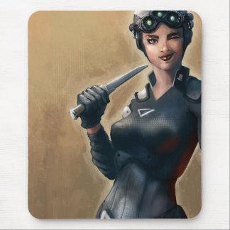 Nuclear Dawn - Stealth Art Mousepad