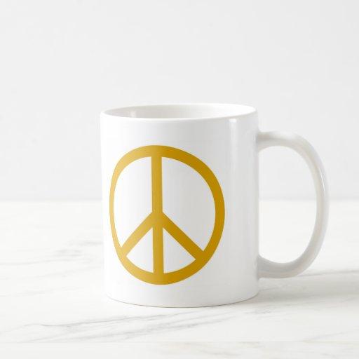 Nuclear Disarmament Coffee Mugs