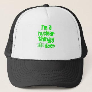 Nuclear Doer Trucker Hat