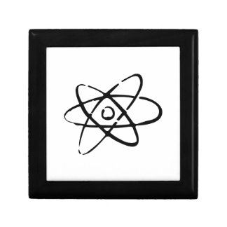 NUCLEAR ENERGY JEWELRY BOX