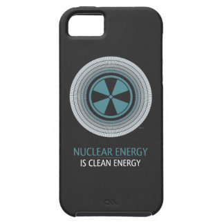 Nuclear Energy Is Clean Energy iPhone 5 Covers