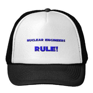 Nuclear Engineers Rule! Mesh Hat