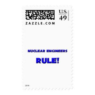 Nuclear Engineers Rule! Postage