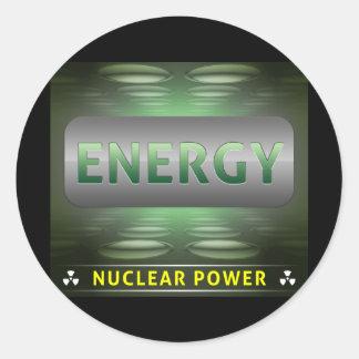 Nuclear es la energía limpia etiqueta