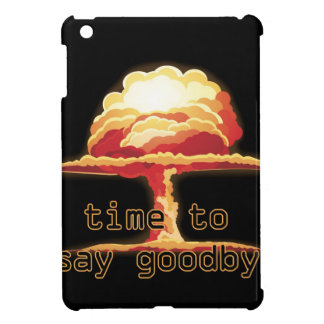 Nuclear Explosion Cover For The iPad Mini