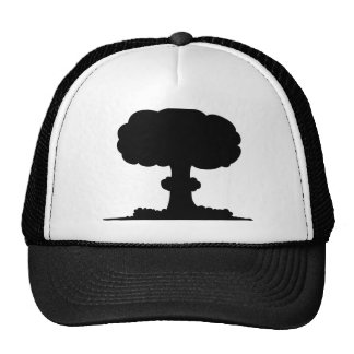 Nuclear explosion hat