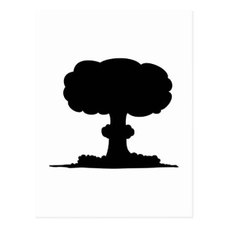 Nuclear Weapons Postcards | Zazzle