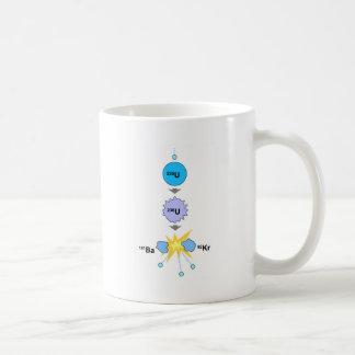 Nuclear Fission Coffee Mug