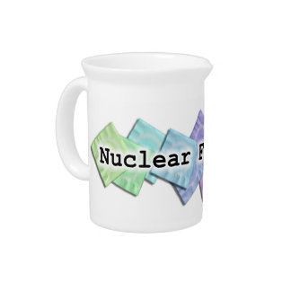 NUCLEAR FIZZACIST COCKTAIL PITCHER
