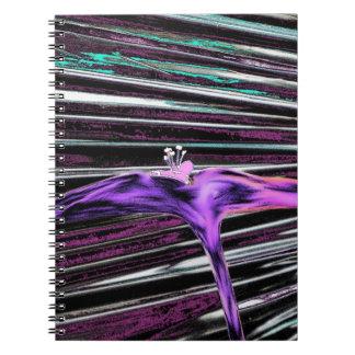 Nuclear Flower Pop Style Notebook