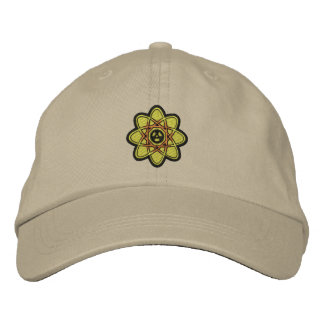 Nuclear Fusion Embroidered Baseball Cap