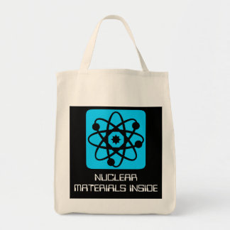 Nuclear Goods Tote Bag