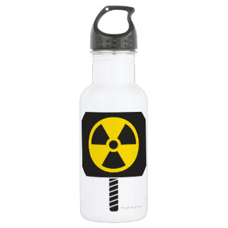 Nuclear Hammer Stainless Steel Water Bottle