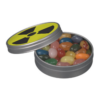 Nuclear Jelly Beans Jelly Belly Candy Tin