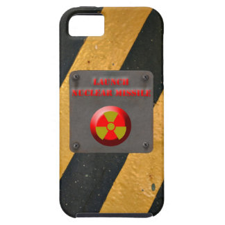Nuclear Launch iPhone 5 Case
