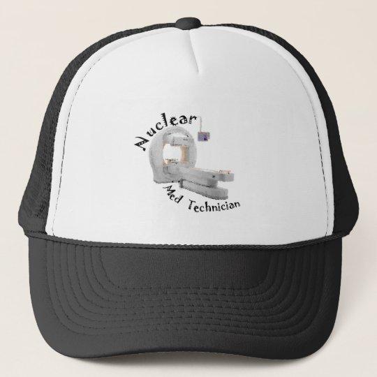 Nuclear Med Technician Gifts Trucker Hat