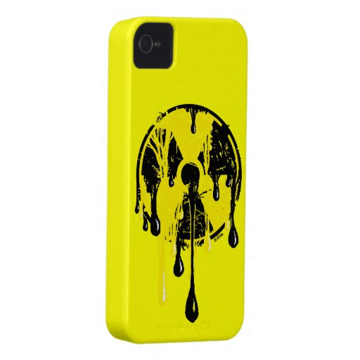 Nuclear meltdown Case-Mate iPhone 4 cases