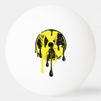 Nuclear meltdown Ping-Pong ball