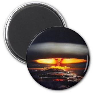 nuclear night shot jpg refrigerator magnet