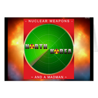 Nuclear North Korea Card