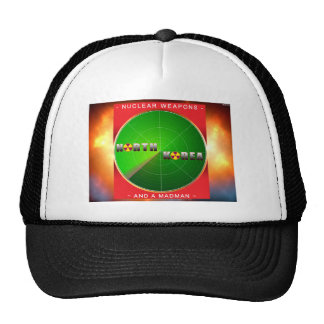 Nuclear North Korea Trucker Hat