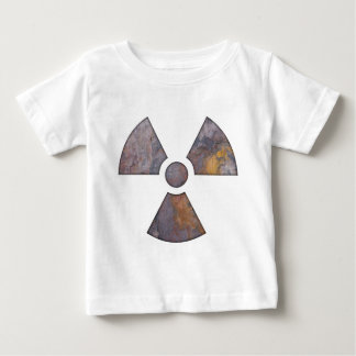 Nuclear - Paint Texture Baby T-Shirt