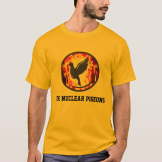 Nuclear Pigeons Team Shirt