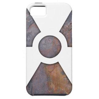 Nuclear - pinte la textura funda para iPhone SE/5/5s