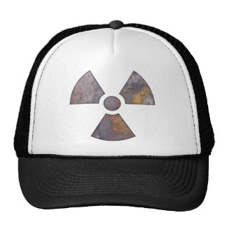 Nuclear - pinte la textura gorra