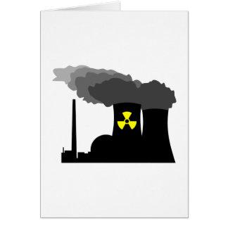 Nuclear Power Card