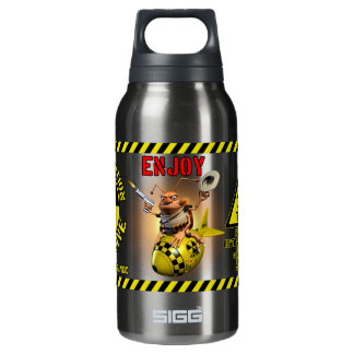 Nuclear Power Insulated Water Bottle