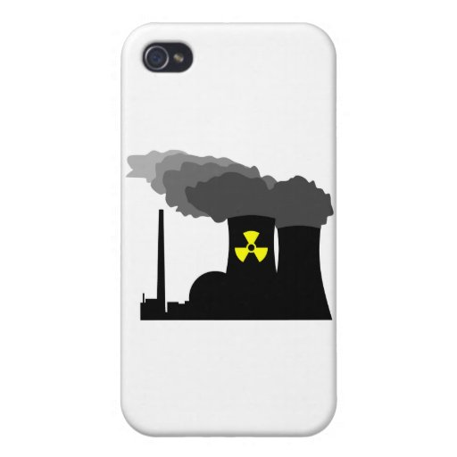 Nuclear Power Covers For iPhone 4