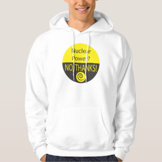 NUCLEAR POWER? NO, THANKS! HOODIE