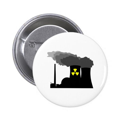 Nuclear Power Pinback Buttons