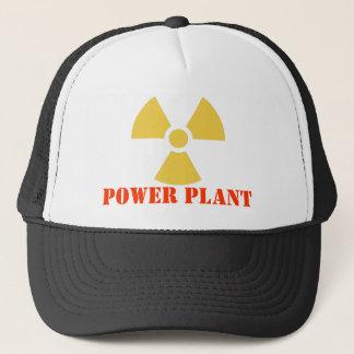 NUCLEAR POWER PLANT cap